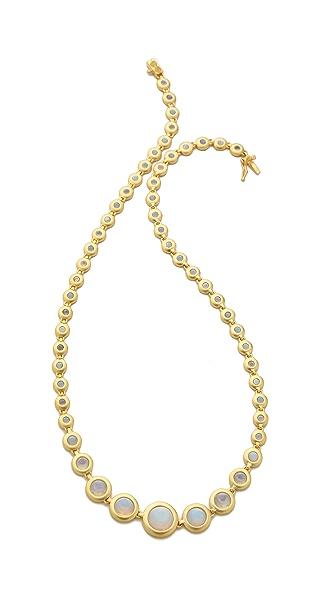 Eddie Borgo Graduated Cone Necklace