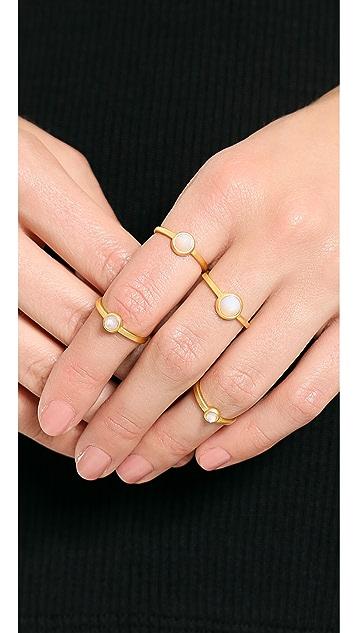 Eddie Borgo Stackable Cone Rings