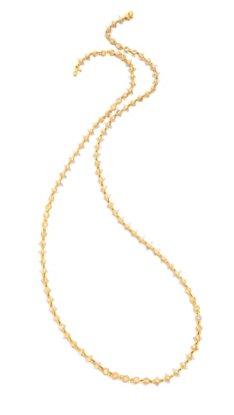 Eddie Borgo Cone Rosary Necklace