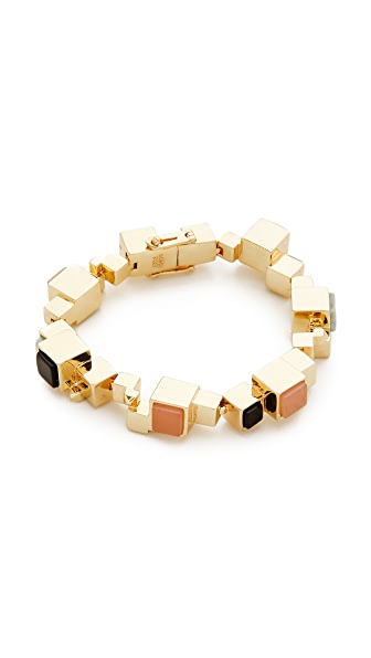 Eddie Borgo Cube Composition Bracelet