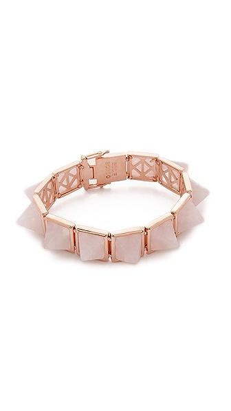 Eddie Borgo Pyramid Bracelet