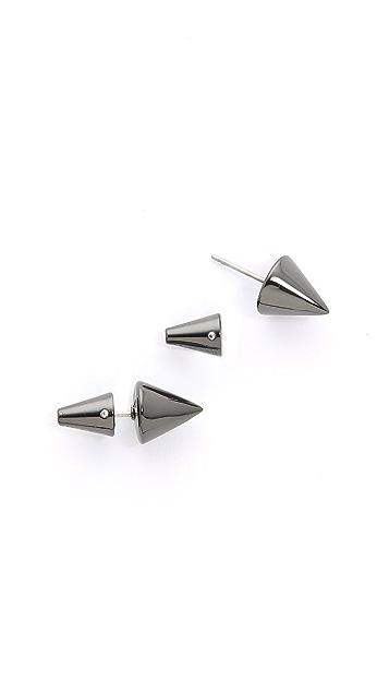 Eddie Borgo Cone Stud Earrings