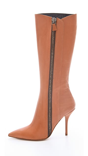 Edmundo Castillo Sean High Heel Boots
