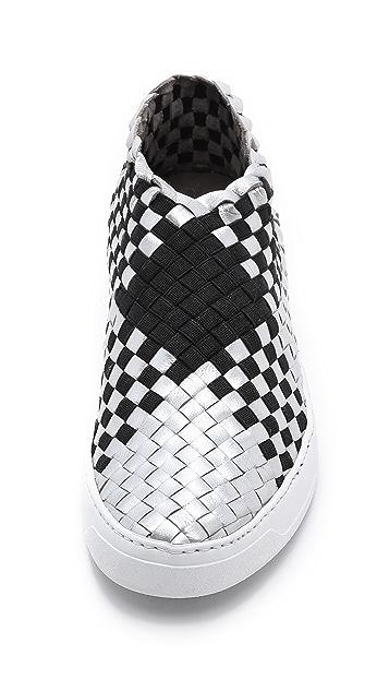 Edmundo Castillo Emanuelle Slip On Sneakers