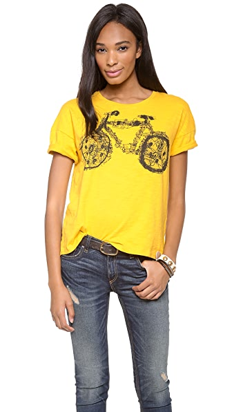 EDUN Bicycle Tee