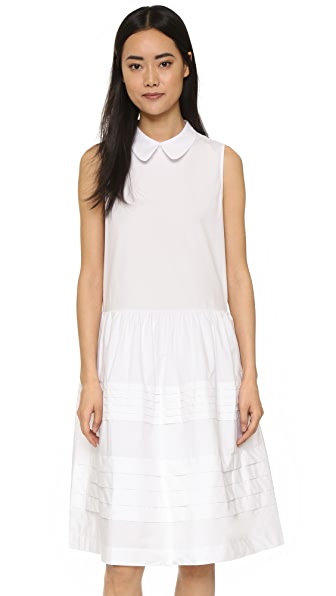 ENGLISH FACTORY Collared Dress