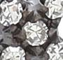 Black Rhodium/Clear