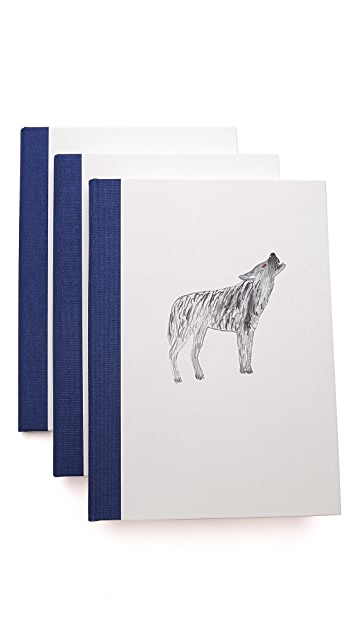 East Dane Gifts The Selby for East Dane Notebook Set