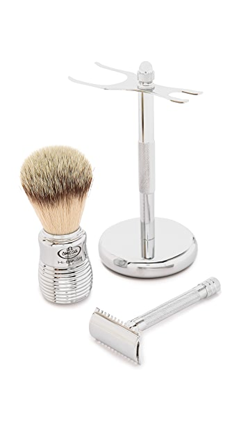 East Dane Gifts Double Edged 3 Piece Shave Set