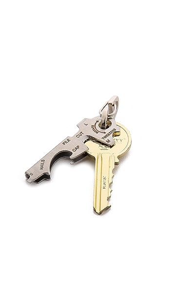 East Dane Gifts Keychain Multi Tool