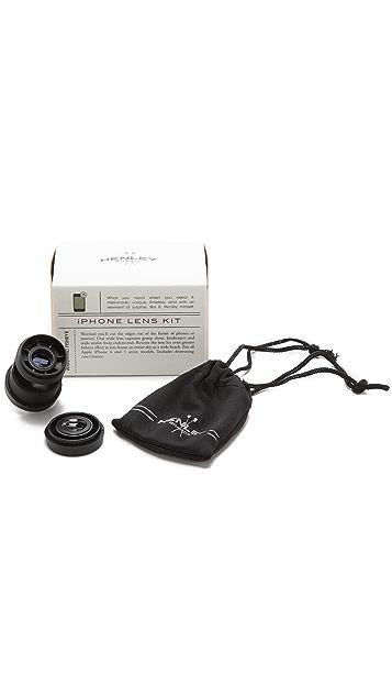 East Dane Gifts Wide Angle & Fisheye iPhone Lens