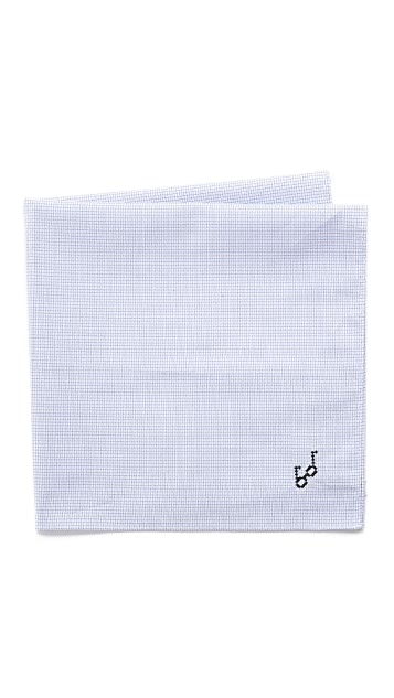 East Dane Gifts Embroidered Glasses Handkerchief