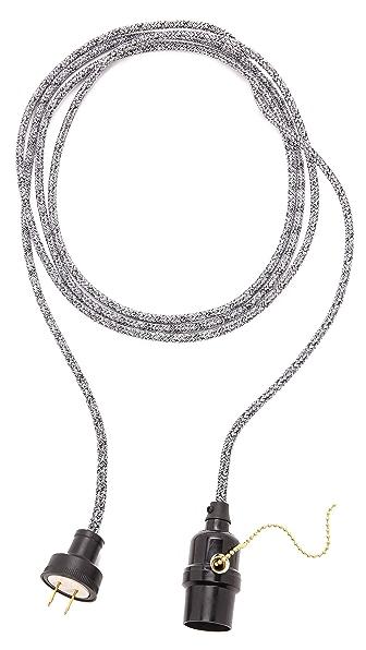 East Dane Gifts Bakelite Hanging Pendant Lamp
