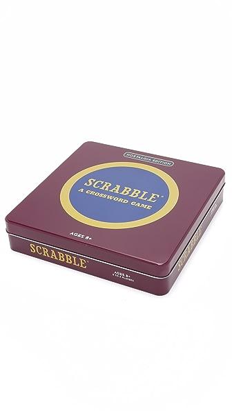 East Dane Gifts Scrabble Nostalgia Edition