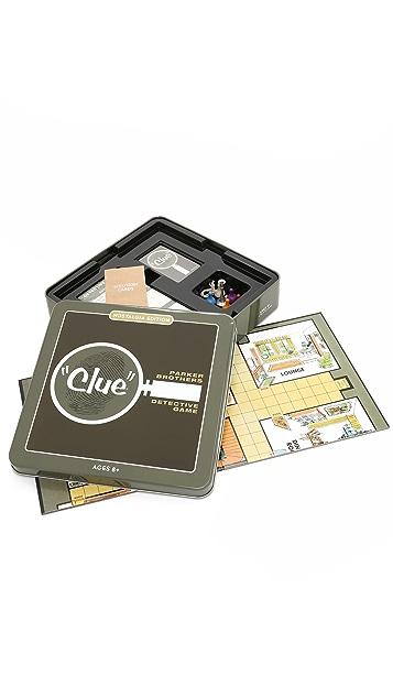 East Dane Gifts Clue Nostalgia Edition