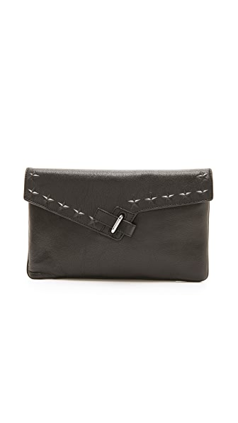 Ela Milck Star Clutch