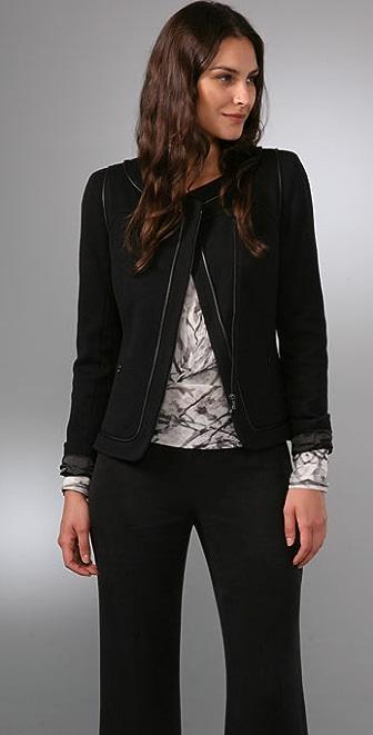 Elie Tahari Bette Jacket