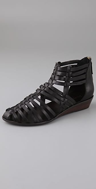 Elizabeth and James Edge Huarache Sandals