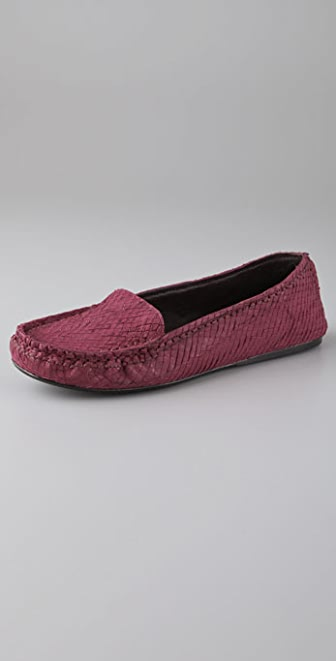 Elizabeth and James Stock Snake Moccasins