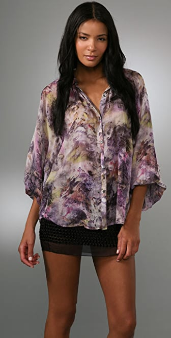 Elizabeth and James Aimee Blouse