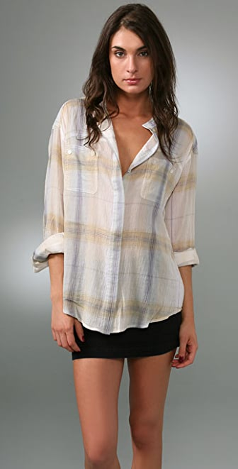 Elizabeth and James Cheyenne Shirt