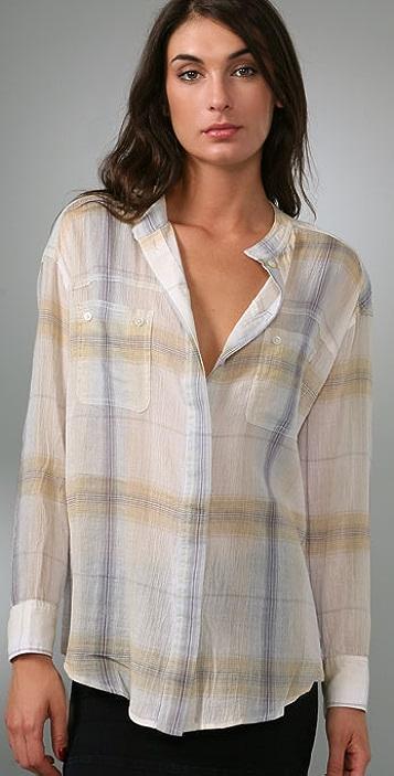 Elizabeth and James Cheyenne Shirt