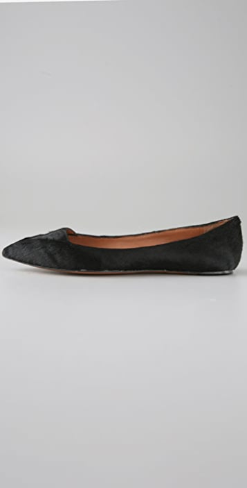 Elizabeth and James Jolt Haircalf Tapered Flats