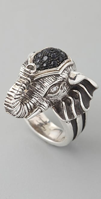 Elizabeth and James Elephant Ring