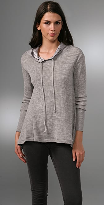 Elizabeth and James Boat Neck Hoodie