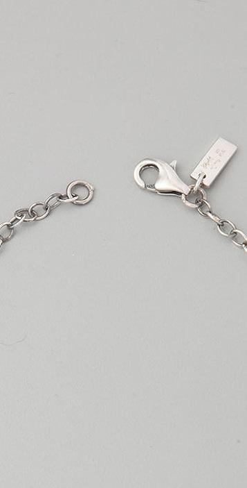 Elizabeth and James Long Fringe Necklace
