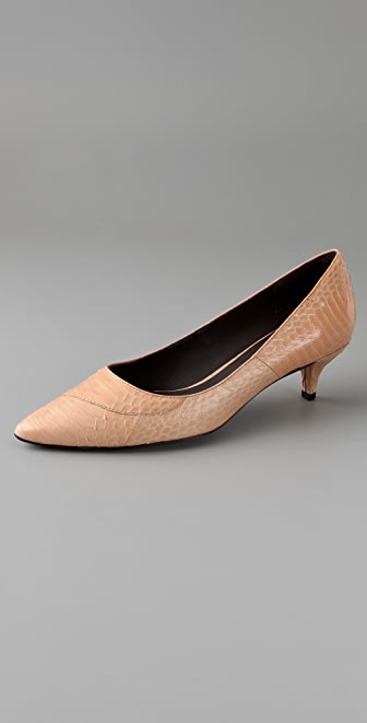 Elizabeth and James Ella Kitten Heel Pumps