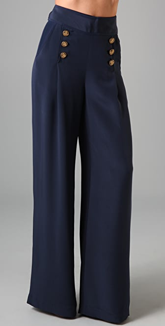 Elizabeth and James Lucien Trouser Pants