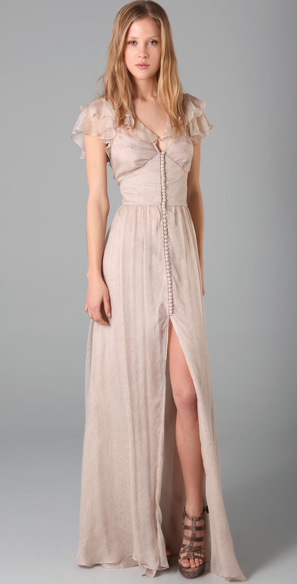 a638fd019e52 Elizabeth and James Grace Long Dress