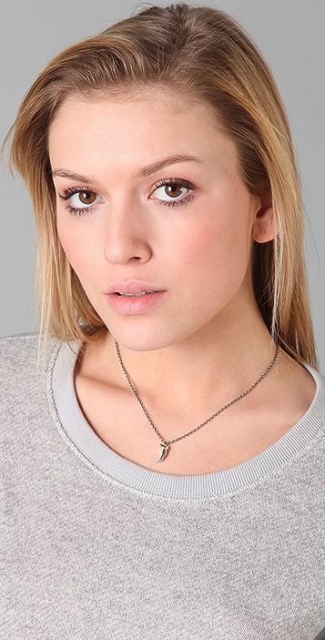 Elizabeth and James Tiny Talon Pendant Necklace