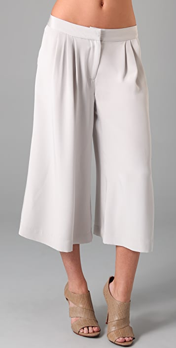 Elizabeth and James Pleated Chelsey Pants
