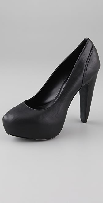 Elizabeth and James Blink Hidden Platform Pumps