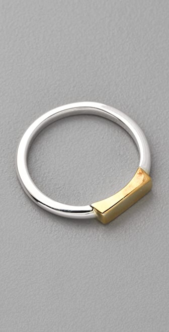 Elizabeth and James Nile Stacking Ring