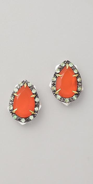 Elizabeth and James Thorn Stud Earrings