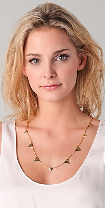 Elizabeth and James Thorn Layering Necklace