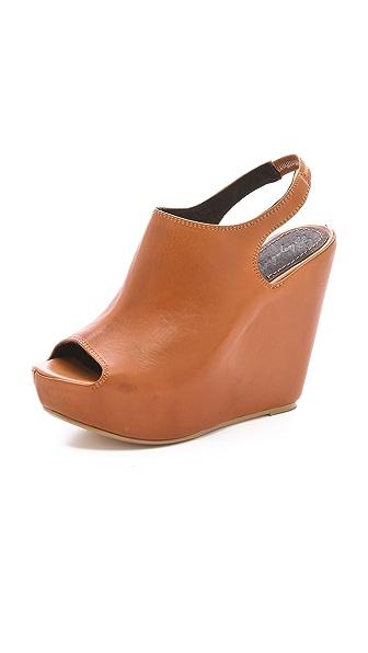 Elizabeth and James Holly Platform Sandals
