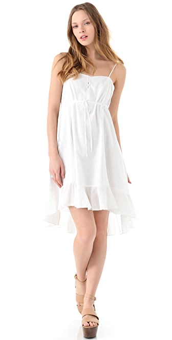 Elizabeth and James Gauze Summer Dress