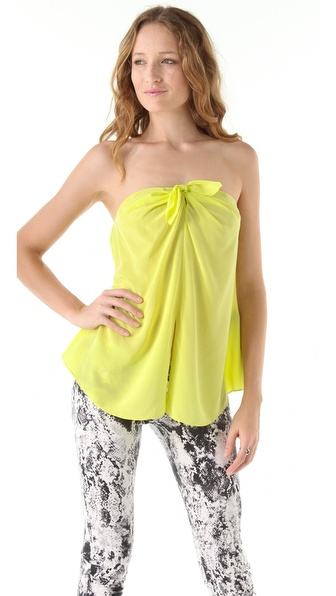 Elizabeth and James Adria Sarong Top