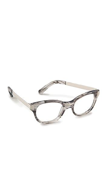 Elizabeth and James Kester Glasses