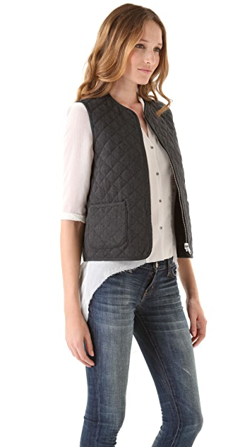 Elizabeth and James Hanneli Jacket with Vest