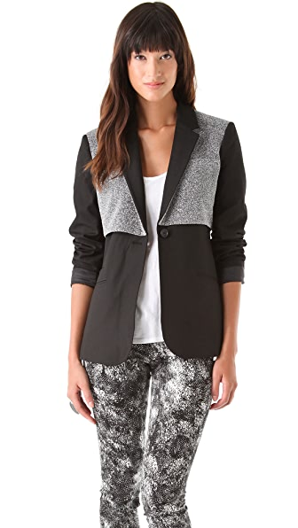 Elizabeth and James Double Rex Blazer