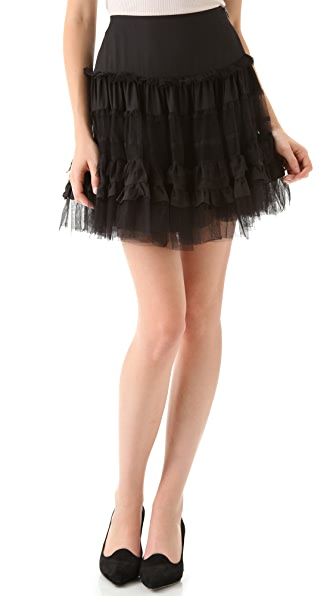 Elizabeth and James Kara Tulle Skirt