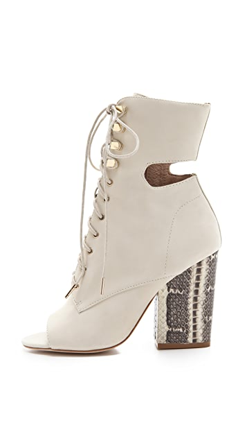 Elizabeth and James Cindy Speed Lace Boots