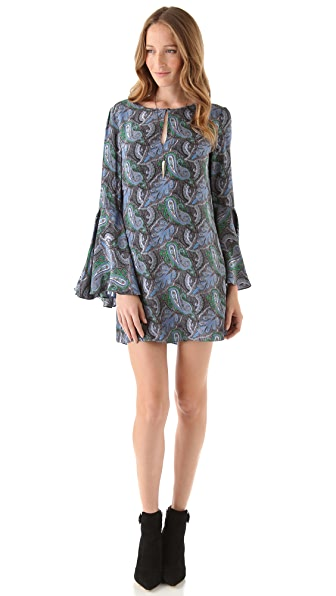 Elizabeth and James Paisley New Mabel Dress