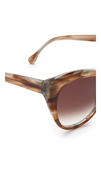 Elizabeth and James Crescent Sunglasses