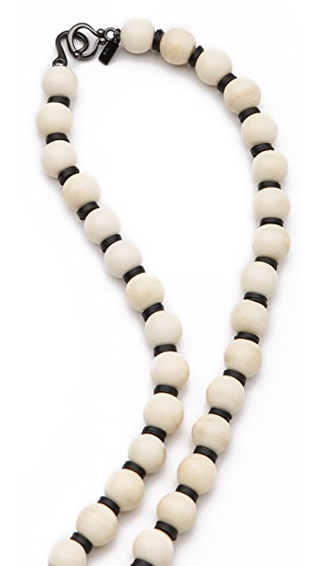 Elizabeth and James Shaman Long Necklace